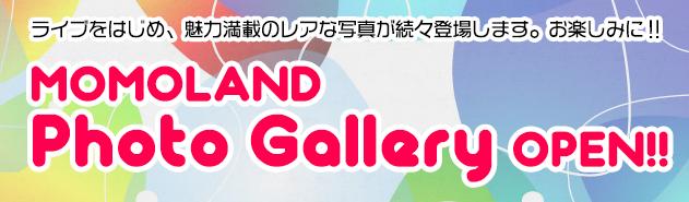 MOMOLAND Photo Gallery OPEN!